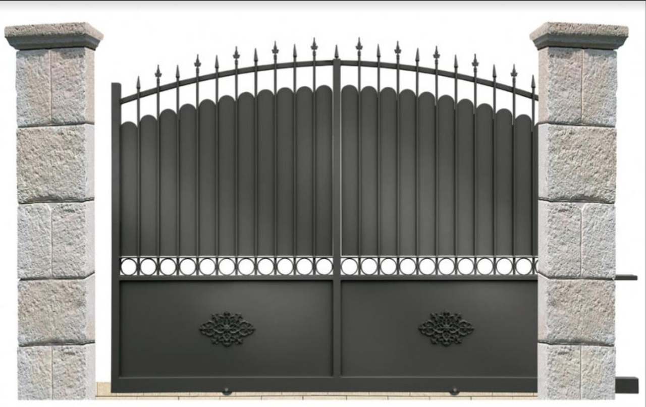 fabricant portail portillon grille cl ture en fer. Black Bedroom Furniture Sets. Home Design Ideas