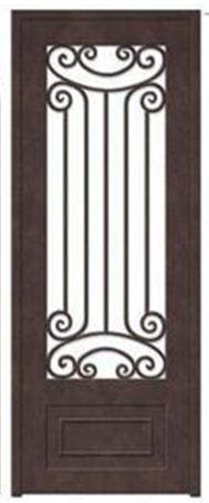 Porte d entree pvc portail pvc fer forge vitree 032 jpg for Porte d entree