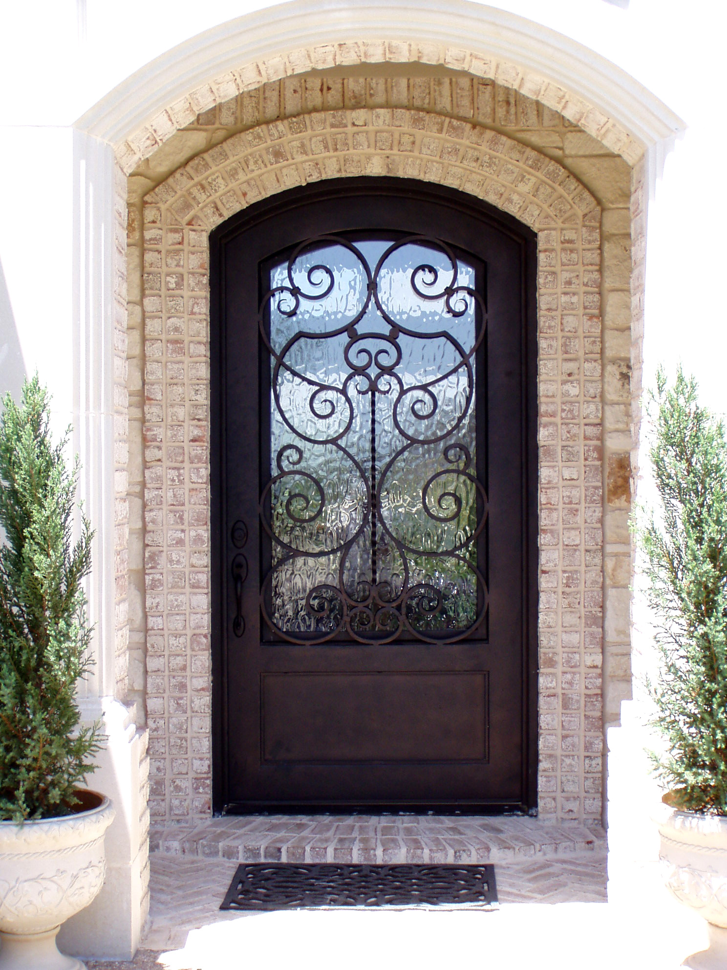 Search and google on pinterest - Reglage porte entree pvc ...