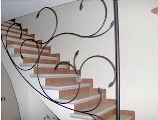 rampe escalier fer forge. Black Bedroom Furniture Sets. Home Design Ideas