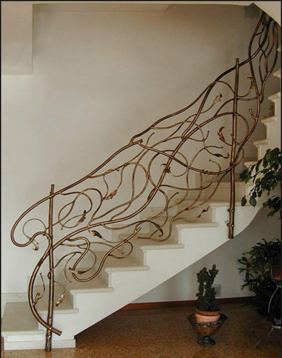Re escalier fer forge pas cher 28 images 25 best ideas for Antiderapant escalier exterieur
