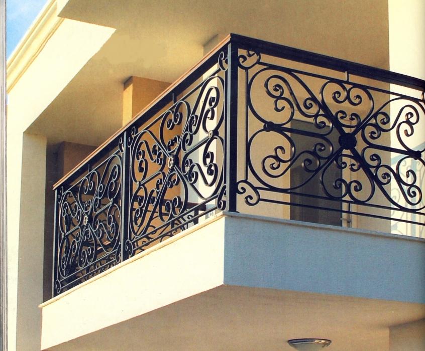 Fer forgé Stair Spindles Jardin et Terrasse balustrade Metal stair Spindles