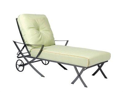 Transat en fer forg chaise longue bain de soleil pas cher promotion - Chaise longue en anglais ...