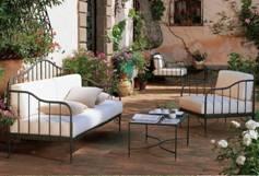 Salon De Jardin En Fer forge Marocain - Futtips - Futtips