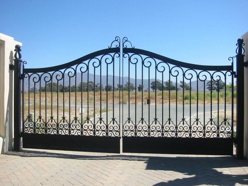 Manufacture, gates, doors, Manufacturers, of, steel, gates, fences ...