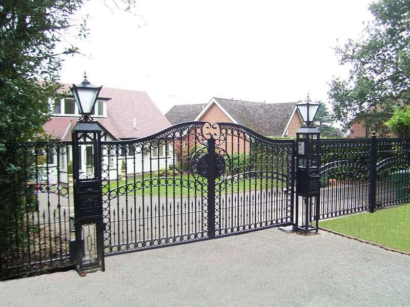 Manufacture, gates, doors, Manufacturers, of, steel, gates ...
