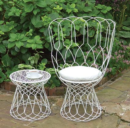 mobilier de jardin chaise sige banc banquette en fer forg fabricant magasin boutique. Black Bedroom Furniture Sets. Home Design Ideas
