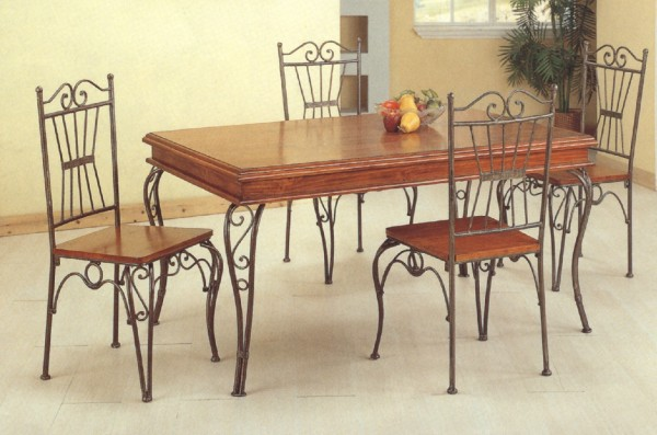 dining, tables, wrought, iron, wood, metal, furniture, shop, california