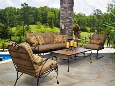 Mobili da giardino mobili da giardino mobili da giardino divano a buon mercato sedia - Mobili da giardino in ferro battuto ...
