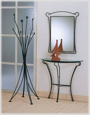 1000 images about l 39 art de fer forg on pinterest wrought iron drapery hardware and irons. Black Bedroom Furniture Sets. Home Design Ideas