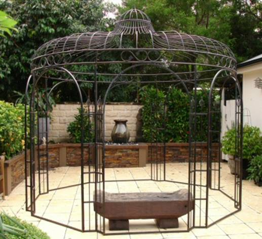 fabriant pergola en fer forg tnnelle abris de jardin vranda kiosque pas cher pergola. Black Bedroom Furniture Sets. Home Design Ideas