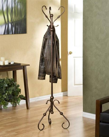 porte manteaux en fer forg wrought iron coat rack in ferro battuto appendiabiti. Black Bedroom Furniture Sets. Home Design Ideas