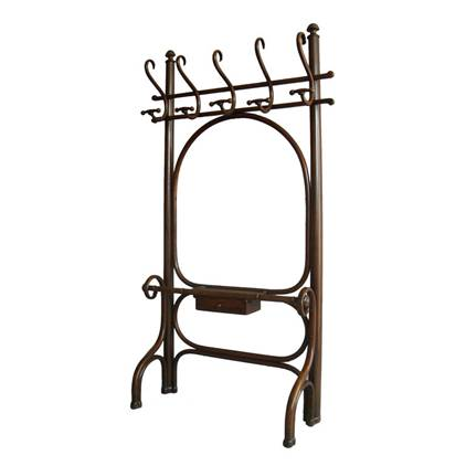 porte manteaux en fer forg wrought iron coat rack in. Black Bedroom Furniture Sets. Home Design Ideas