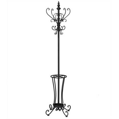 porte manteaux en fer forg wrought iron coat rack in ferro battuto appendiabiti. Black Bedroom Furniture Sets. Home Design Ideas