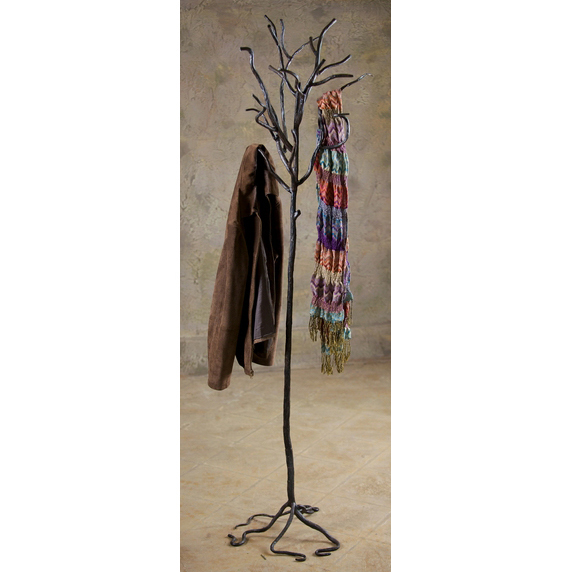 wrought iron coat rack perchero de hierro forjado appendiabiti in ferro battuto schmiedeeisen. Black Bedroom Furniture Sets. Home Design Ideas