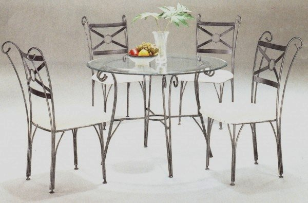 Fournisseur salle a manger fer forg for Table et chaise de salle a manger en fer forge