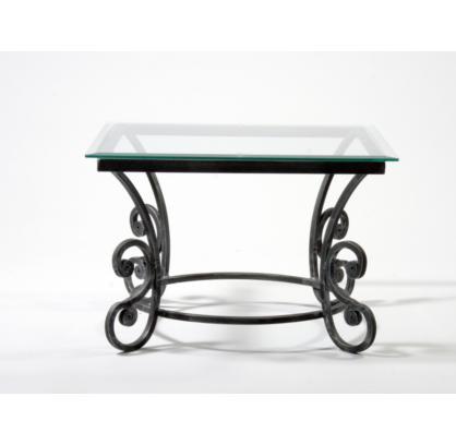 table basse en fer forg table intrieur dcoration maison dcoration jardin. Black Bedroom Furniture Sets. Home Design Ideas