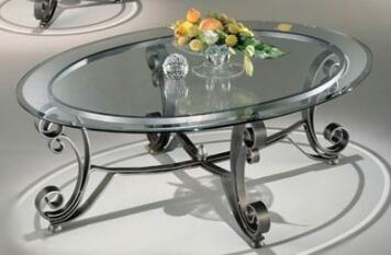 salle à manger en fer forgé, table fer forgé, mobilier de jardin