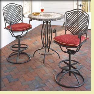 tabouret fer forge. Black Bedroom Furniture Sets. Home Design Ideas