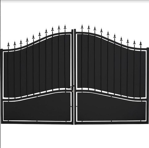 fabricant portail portillon grille cl ture en fer. Black Bedroom Furniture Sets. Home Design Ideas