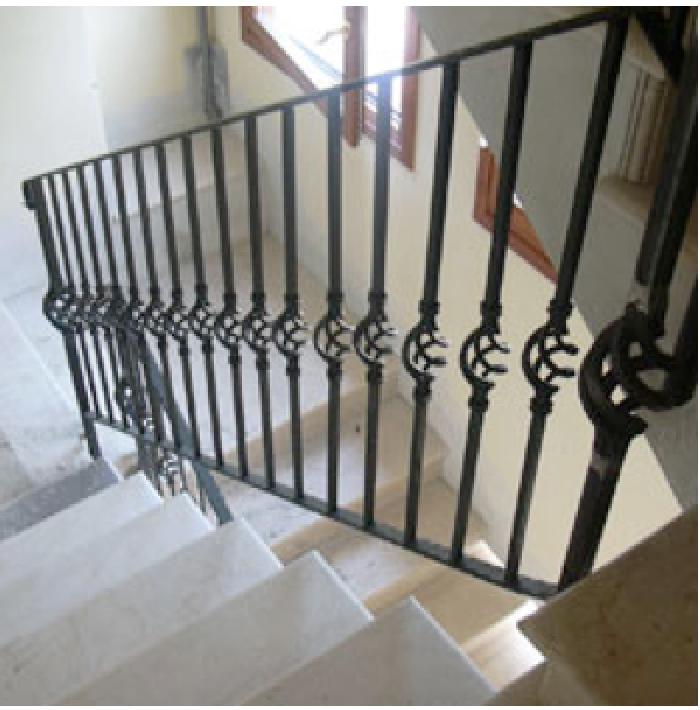 rampe escalier fer forg pas cher rampe escalier en fer. Black Bedroom Furniture Sets. Home Design Ideas