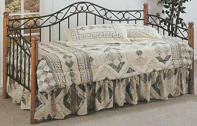 exportation canap en fer forg. Black Bedroom Furniture Sets. Home Design Ideas